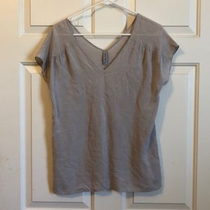 {Final Touch} Gray top